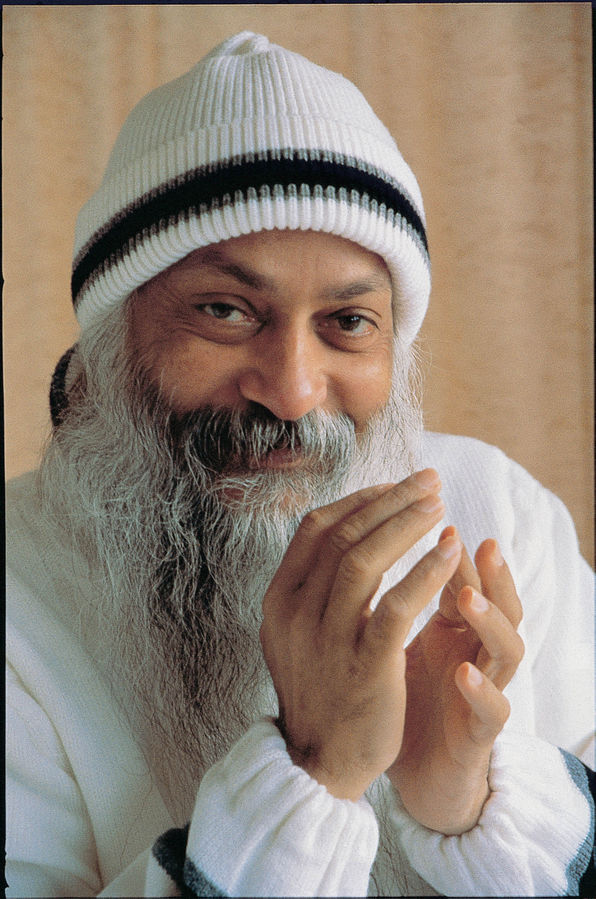 happy osho